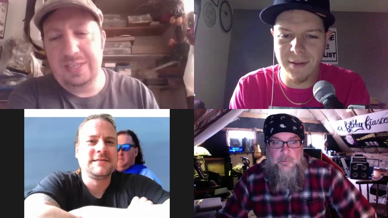 Quarantine Corner - Episode 3 (4/4/2020)