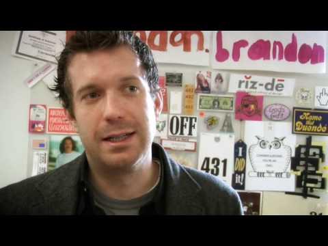 RISD | 5 Minutes in the Graduate Studios