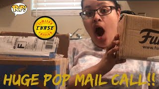 HUGE Funko Pop Mail Call!! | Chases & Exclusives