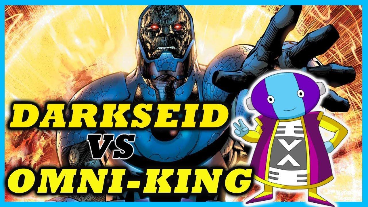 Why Darkseid would Destroy Omni King Zen-Oh