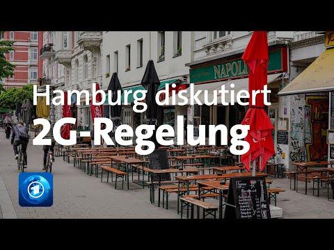 Hamburg erwägt Modell für Geimpfte und Genesene