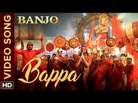 Bappa Official Video Song | Banjo | Riteish Deshmukh | Vishal & Shekhar