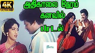 Athikalai Neram Kanavil ||அதிகாலை நேரம் கனவில் || SP B & Asha Bhosle Love Duet Song