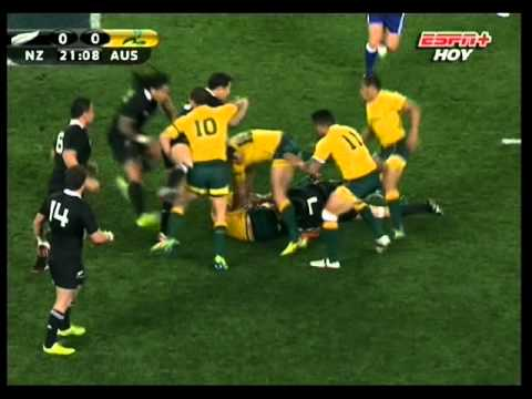 ALL BLACKS  wALLABIES