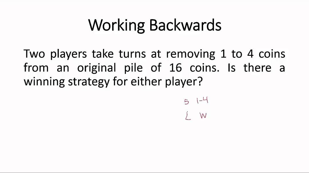 working backwards math problems grade 7