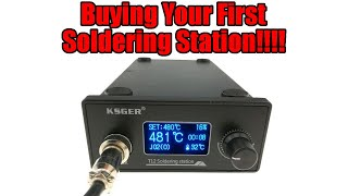 Buying Your First Soldering Station
