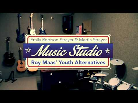 Roy Maas Youth Alternatives: Emily Robison-Strayer & Martin Strayer Music Room