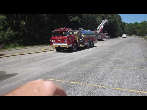 Part 5 - Rural Water Supply Drill - Shelby County, Alabama - May 2016