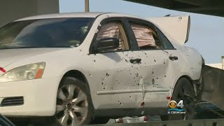 Witnesses: Hialeah Police Open Fire On Driver After Chase
