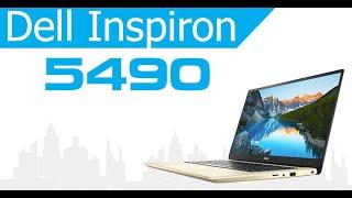 Review Dell Inspiron 5490 - laptop mỏng nhẹ sở hữu chip thế hệ 10