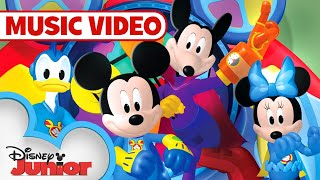 Super Hero Hot Dog Dance | Mickey Mouse Clubhouse | Disney Junior