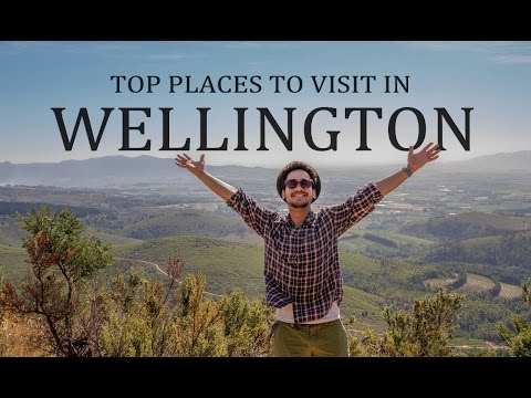 Top places to visit Wellington | Things to do in Cape Town
