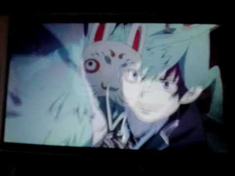 Blue exorcist the movie scene rin trying to reform usamaro