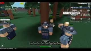 ROBLOX - Attack from moo492 on the MSP [Part 1]