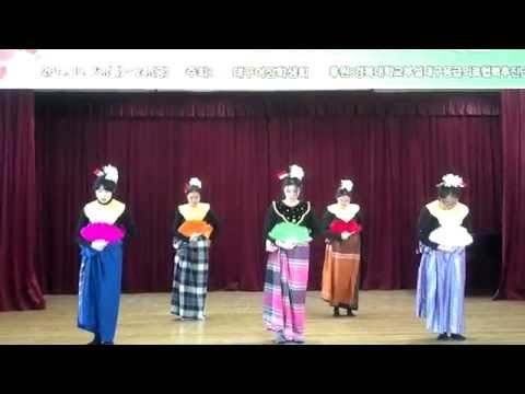 Anging Mamiri Dance DAEGU GIRLS COMMERCIAL HIGH SCHOOL