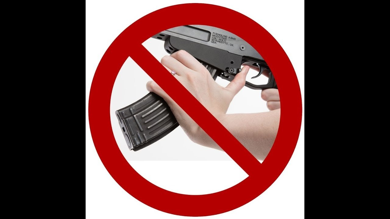 semi automatic firearms should not be banned Down under, gun murders rose by 19% and armed robberies by 69% after a gun ban was introduced in 1997 and thus the story goes prohibition in whatever form, does not work.