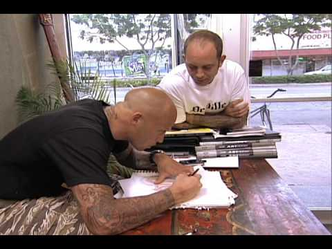 Miami Ink  Ami's Road Rage