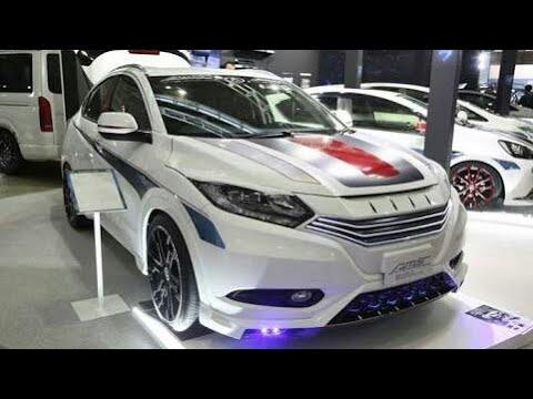Honda HR-V Modification Gallery