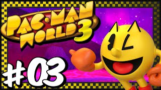 Pac-Man World 3 - Part 03 - The Spectral Cliffs!