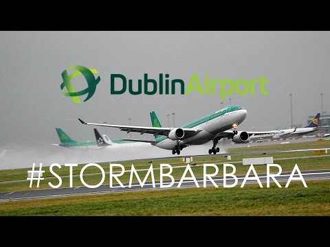 Spotting at Dublin Airport | 23rd December 2016