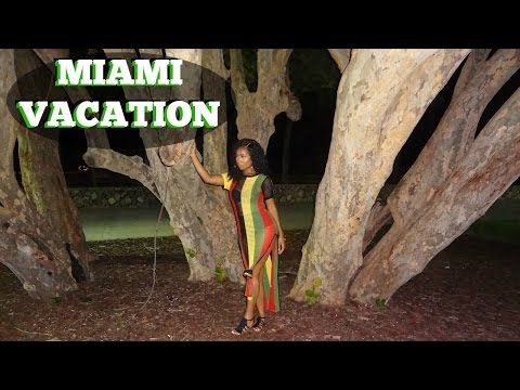 Vlog 3: Miami Living: 2016 Vacation!!!