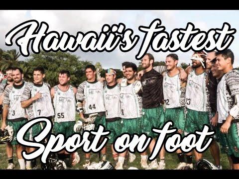 Hawaii Lacrosse Tournament 2016