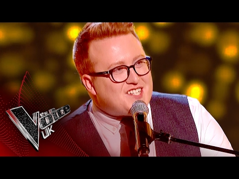 Tom Seals performs 'Mess Around': Blind Auditions 6 | The Voice UK 2017