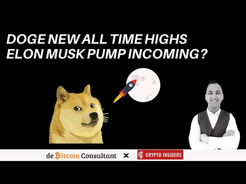DOGE Maakt All Time Highs! + Analyse BTC/AION/BAKE/BURGER/BNB/DOGE