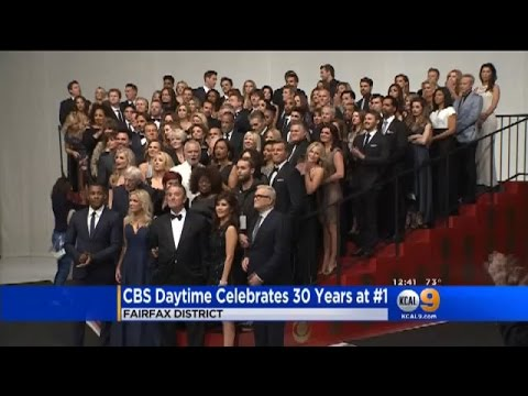 CBS Daytime Stars Gather For Epic Class Photo-Style Shoot