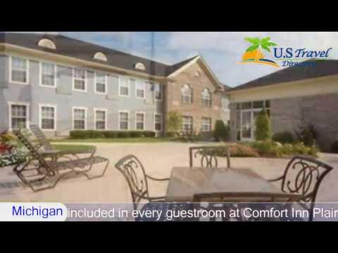 Comfort Inn Plainwell 3 Stars Hotel In Michigan