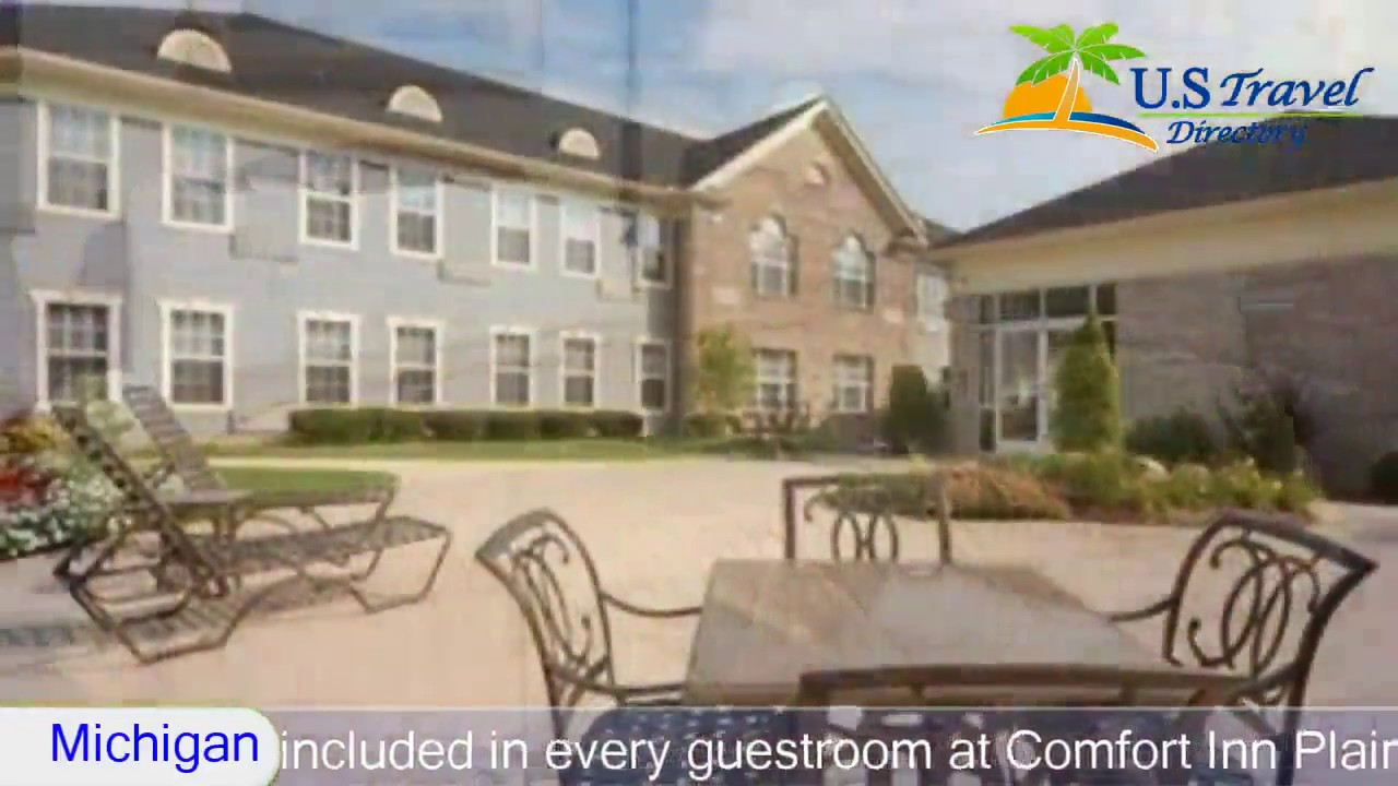 Comfort Inn Plainwell 3 Stars Hotel In Michigan