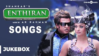Superstar Rajinikanth Birthday Special : Enthiran Songs | Aishwarya Rai | A.R. Rahman | Shankar