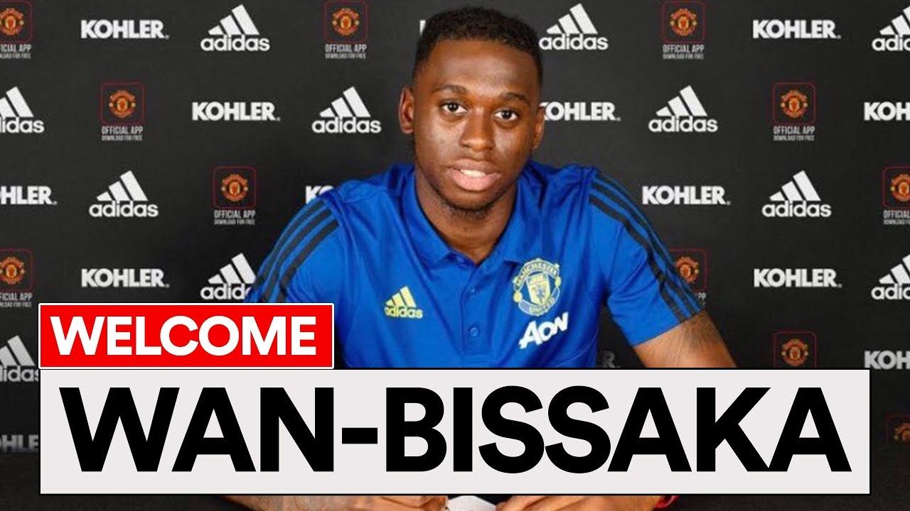 WAN BISSAKA: MAN UTD'S NEW SIGNING! | OFFICIAL – Brittany Ladin