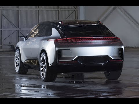 Faraday Future FF 91 (2018) Aerodynamics: Best of All Worlds