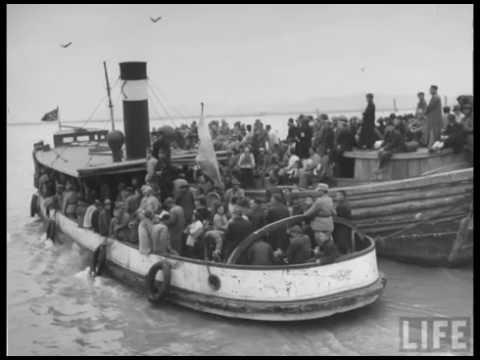 1949年民國38年風雲變色的一夜 國民黨逃難來台超珍貴組圖曝光