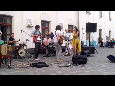 12.06.2013 - EL TANGO - TWO WAY STREET (Kimbra cover)