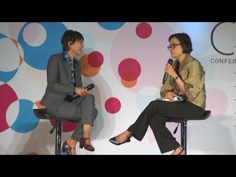 Exclusive Interview: Menkeu Sri Mulyani Bicara Turbulensi Ekonomi Global