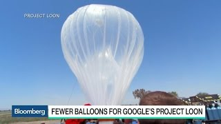 Why There's Fewer Balloons for Google's Project Loon