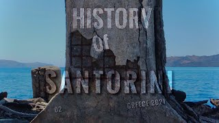 Destination Santorini,Greece!History of Santorini ultra HD 02!