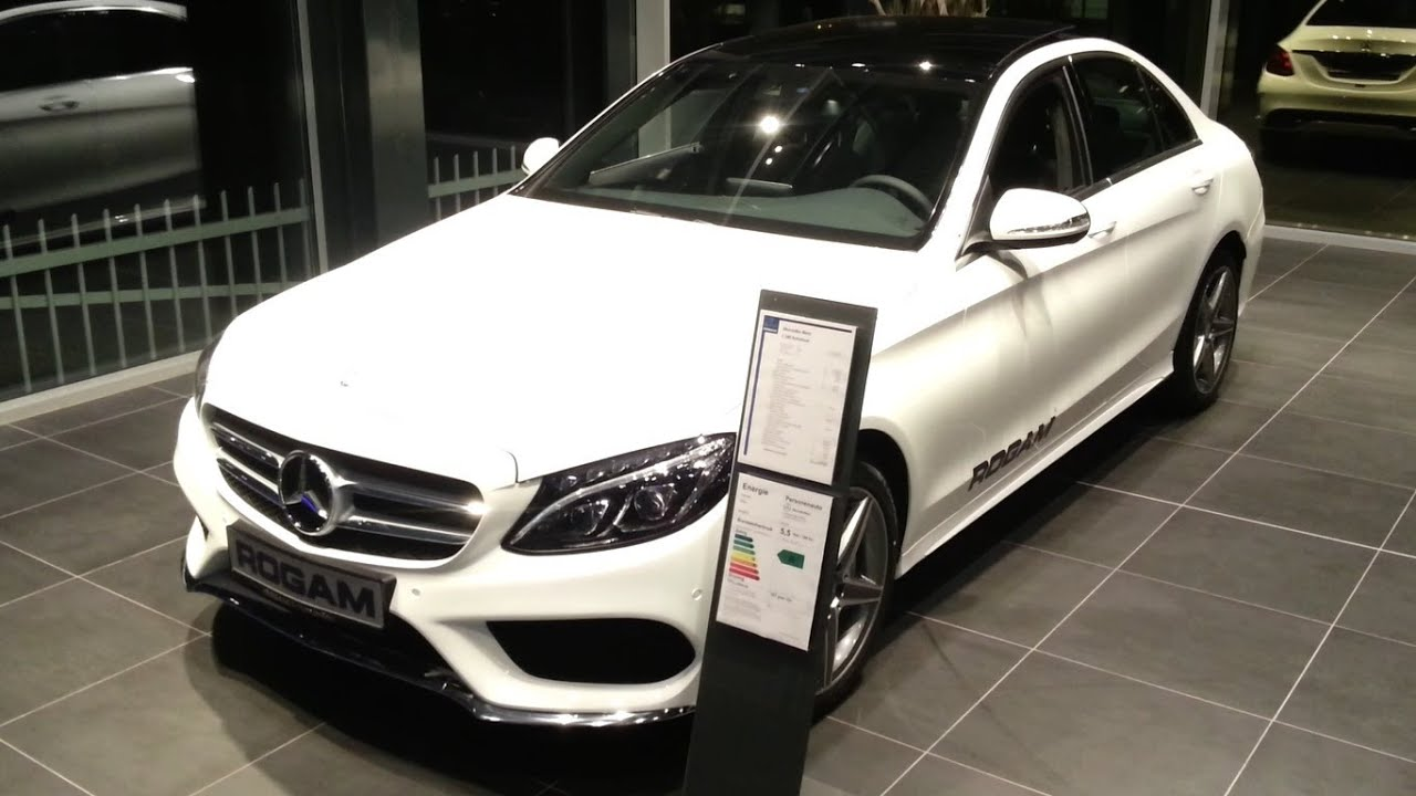 mercedes-benz c class 2015 in depth review interior exterior - youtube