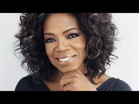Oprah Winfrey Biography: Life and Career - YouTube