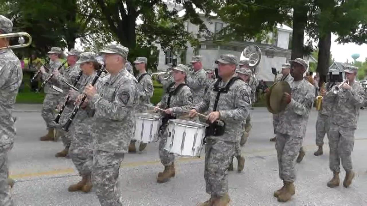 Alburg Parade  7-4-13