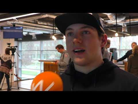 """Snowboarder Chris Vos: """"Hoop op meedoen is veranderd in hoop op een medaille"""""""