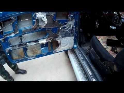 Замена верхнего ролика стеклоподъёмника НИВЫ Замена стеклоподъёмника НИВЫ