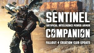 Sentinel AI Power Armor Companion - A Comprehensive Look at the Malevolent Malfunction Quest