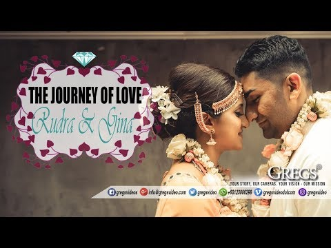 The Journey of LOVE // Rudra & Gina