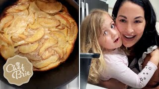 Chef Brie & Birdie cook an Apple Dutch BABY!