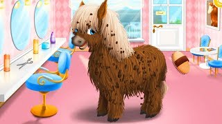 العاب بنات و العاب اطفال | Fun Care Makeover Kids Games - Animal Hair Salon