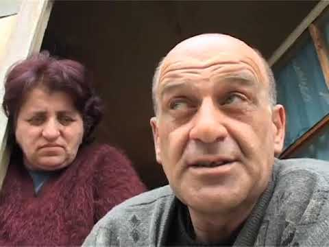 Грузия. Беженцы из Абхазии.