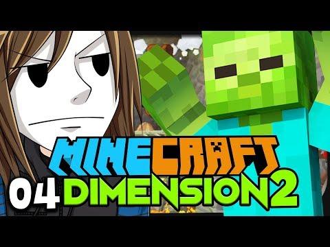 Was ist das für ein Raum?  ☆ Minecraft: Dimension 2